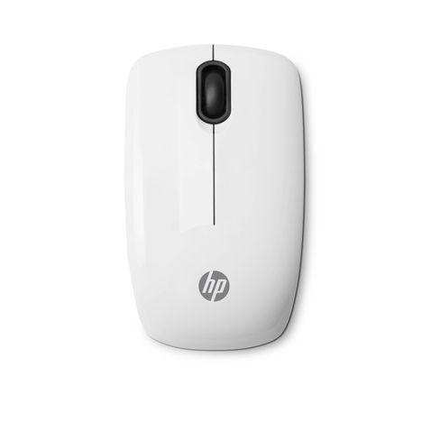 HP Souris Z3200 WHITE WIRELESS MOUSE