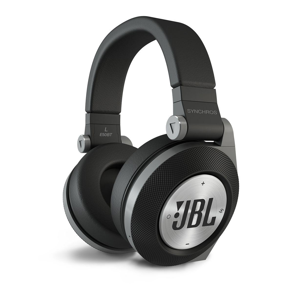 JBL E50 - Noir - Casque audio