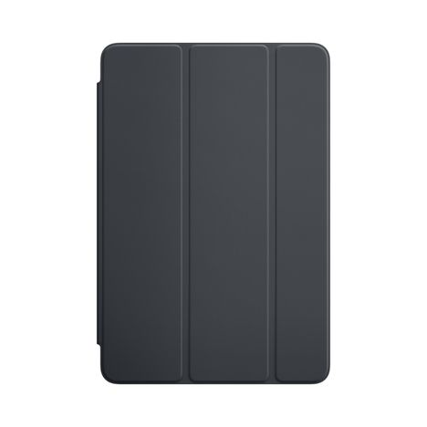 APPLE Housse pour iPad mini 4 Smart Cover - Gris