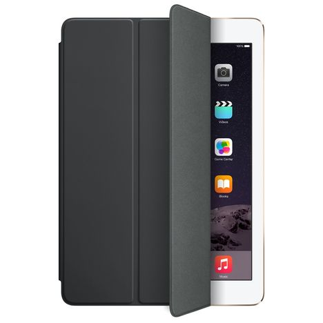 APPLE housse pour tablette Smart Cover noir pour iPad Air 2