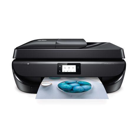HP Imprimante Multifonction - Jet d'encre - OFFICEJET 5230