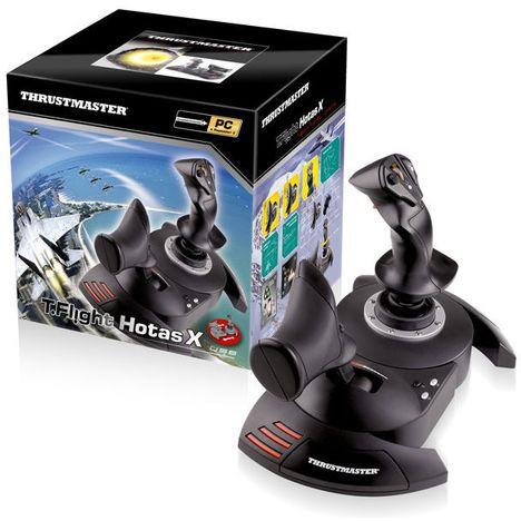 THRUSTMASTER Joystick gaming PC T-Flight Hotas X