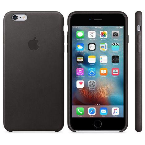 coque iphone 6s noir apple