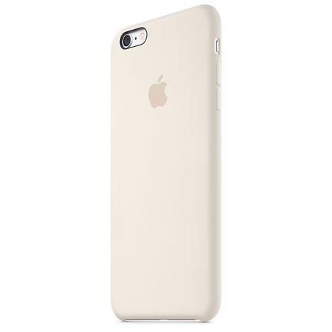 coque iphone 6 silicone blanc