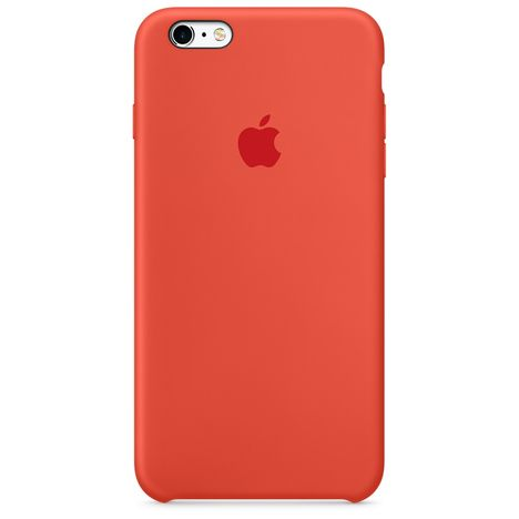 coque apple iphone 6 orange