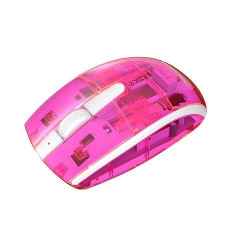 ROCKCANDY PDP Rock Candy Souris sans fil violet - Rose