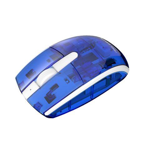 ROCKCANDY PDP Rock Candy Souris sans fil violet - Bleu