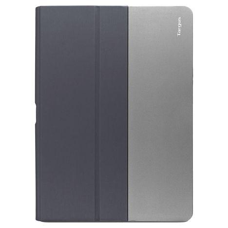 """TARGUS Étui pour tablettes rotatif universel Targus Fit N Grip pour appareils de 7- 8"""" - Gris"""