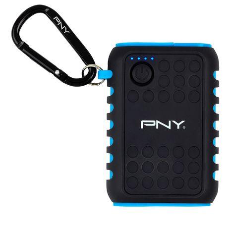 PNY PowerPack - Batterie de secours spécial extérieur - Noir