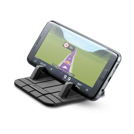 CELLULAR Support voiture universel pour smartphone - Noir