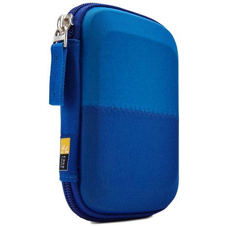 CASE LOGIC Housse pour disque dur externe - Bleu