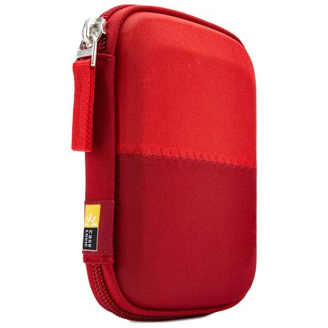 CASE LOGIC Housse pour disque dur externe - Rouge