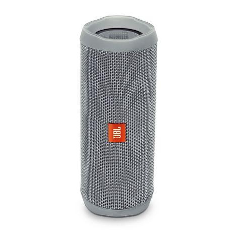 flip 4 grise enceinte portable jbl pas cher prix auchan. Black Bedroom Furniture Sets. Home Design Ideas