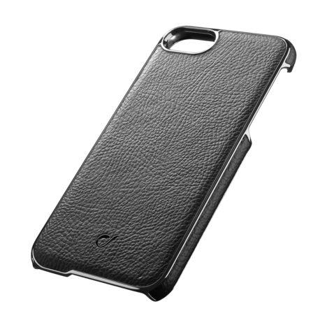 CELLULAR Coque arrière noir LUX pour iPhone 7