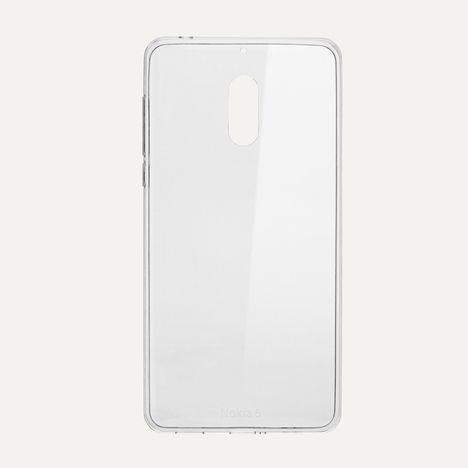 NOKIA Coque pour Nokia 6 - CC101 - Transparent