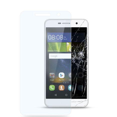 CELLULAR Protection d'écran pour Hauwei Y6 pro - TEMPGLASBY6PRO