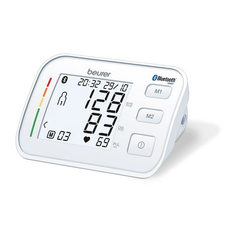 BEURER Tensiomètre de bras connecté Bluetooth BM 57