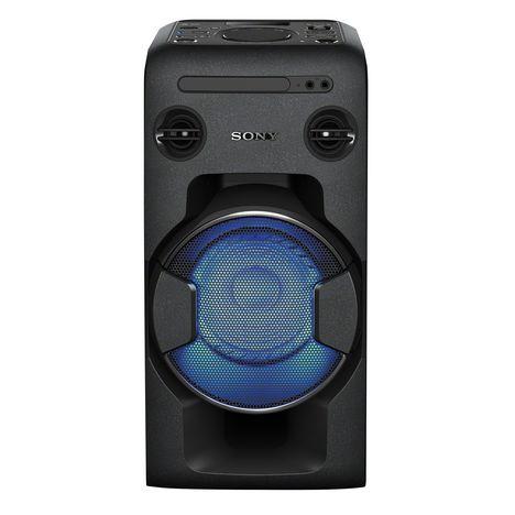 SONY MHC-V11 - Noir - Mini-chaîne