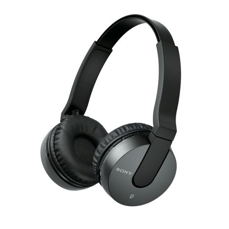 SONY MDR-ZX550BN - Noir - Casque audio