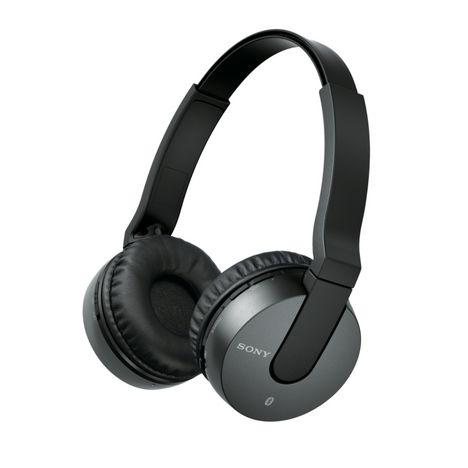SONY MDR-ZX550BN - Noir - Casque audio