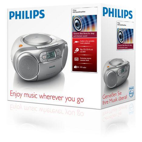 Az127 12 Radio Cd Philips Pas Cher à Prix Auchan