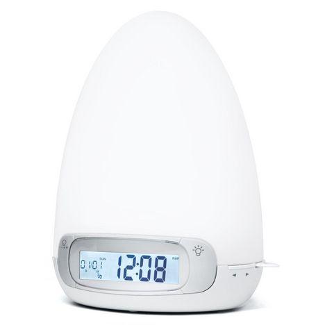 MUSE ML30CR - Blanc - Radio réveil