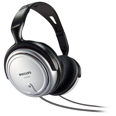 PHILIPS SHP2500/00 - Noir - Casque audio