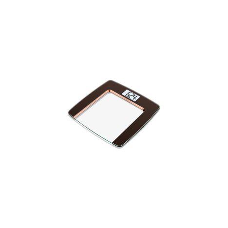 BEURER Pese personne électronique GS 490 Bronze