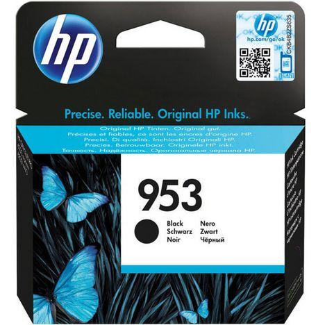 HP Cartouche d'Encre HP 953 Noire Authentique (L0S58AE)