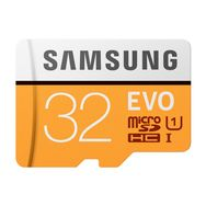 SAMSUNG Carte mémoire Micro SD EVO 32 Go + Adaptateur SD