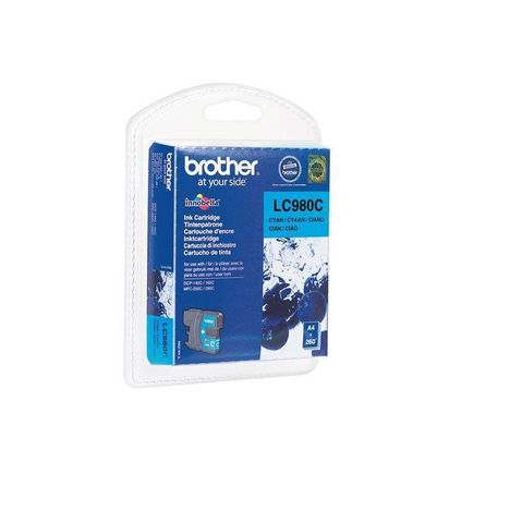 BROTHER Cartouche d'Encre LC980 CYAN/DCP145C