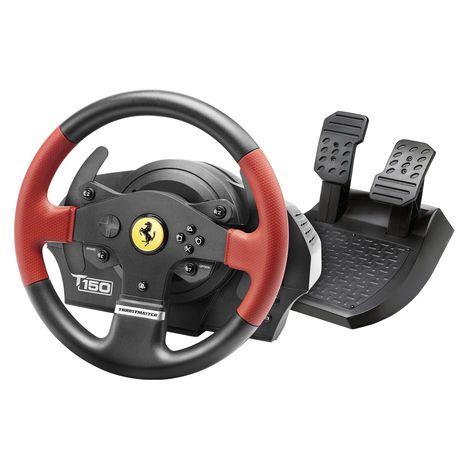 THRUSTMASTER- Volant Ferrari T150
