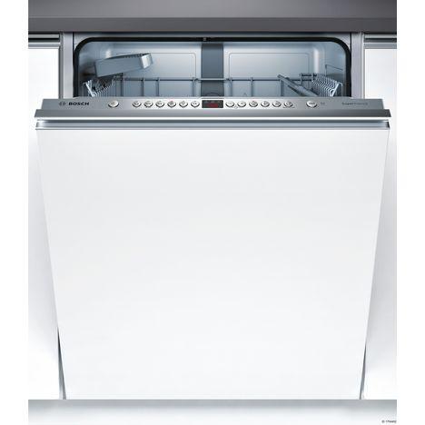 BOSCH Lave-vaisselle tout intégrable SMV46IX05E, 13 couverts, 60 cm, 42 dB, 6 programmes
