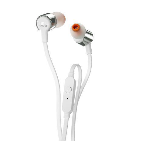 JBL Ecouteurs intra-auriculaires T210 Gris