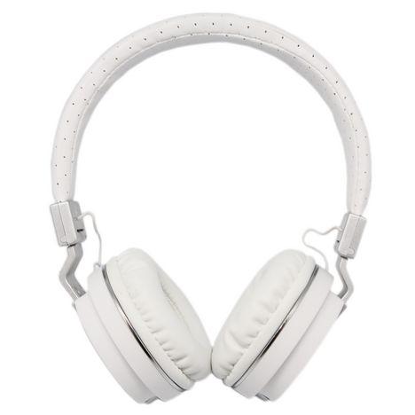 QILIVE Q.1171 - Blanc - Casque audio
