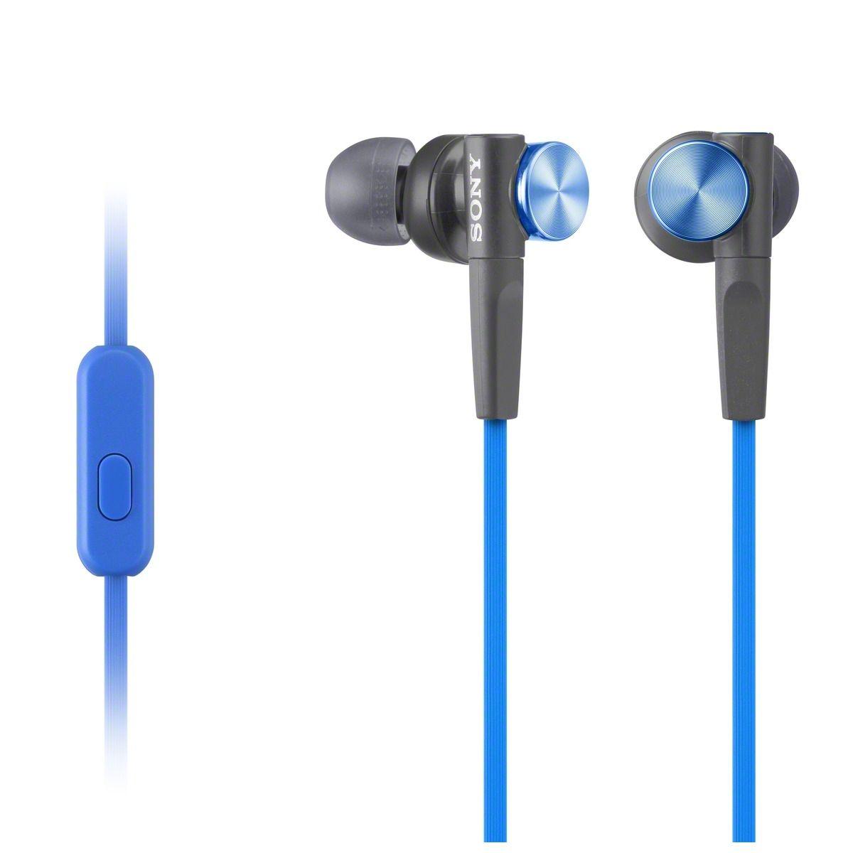 MDR XB50AP - Bleu - Ecouteurs