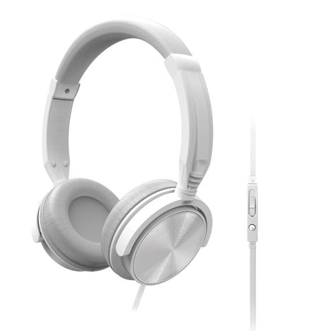 QILIVE Q.1757 - Blanc - Casque audio