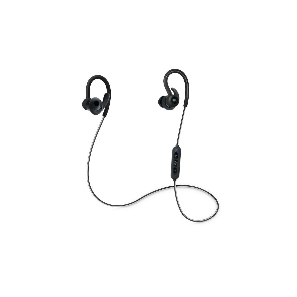 Écouteurs de sport sans fil - Noir - Reflect Contour