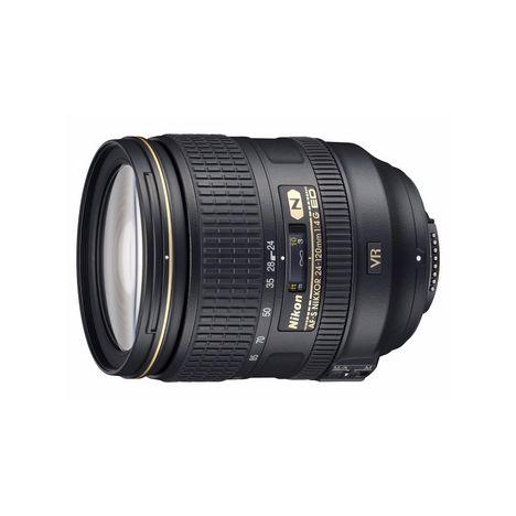 NIKON Objectif 24-120MM 4 VR AFS DS
