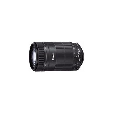 CANON EF-S 55-250 mm - Optique photo