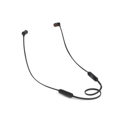 JBL T110 BT - Noir - Ecouteurs