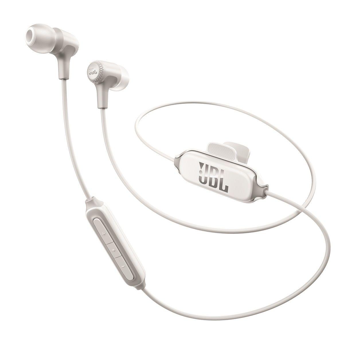 Écouteurs intra-auriculaires sans fil - Blanc - E25BT