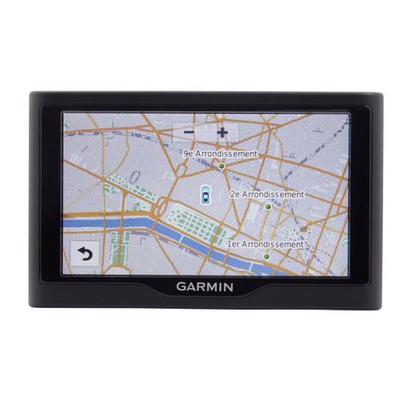 nuvi 57lmt ce gps voiture garmin pas cher prix auchan. Black Bedroom Furniture Sets. Home Design Ideas