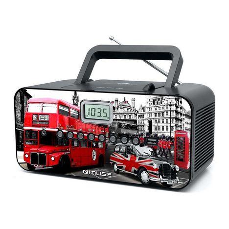 MUSE M-28LD - UK - Radio CD