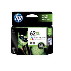HP Cartouche d'Encre HP 62XL Trois Couleurs grande capacité Authentique (C2P07AE)