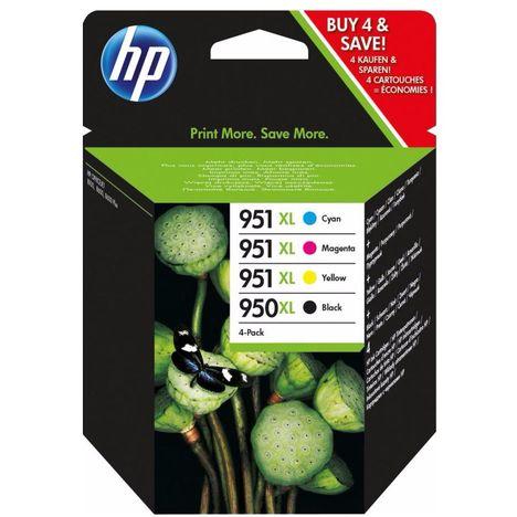 HP Toner INK CARTRIDGE 950XL/951XL