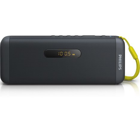 PHILIPS SD700B - Noir - Enceinte portable