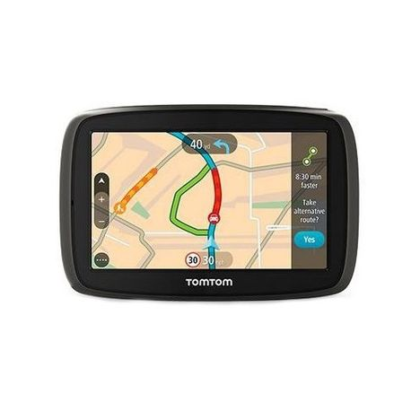 go 40 gps voiture tomtom pas cher prix auchan. Black Bedroom Furniture Sets. Home Design Ideas