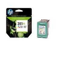 HP Cartouche d'Encre HP 351XL Trois Couleurs grande capacité Authentique (CB338EE)