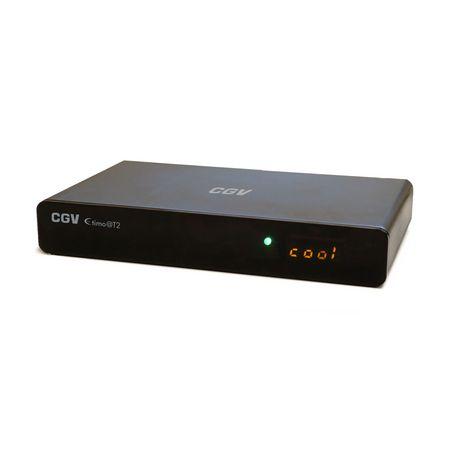 C.G.V ETIMO@T2 - Noir - Récepteur multimédia numérique
